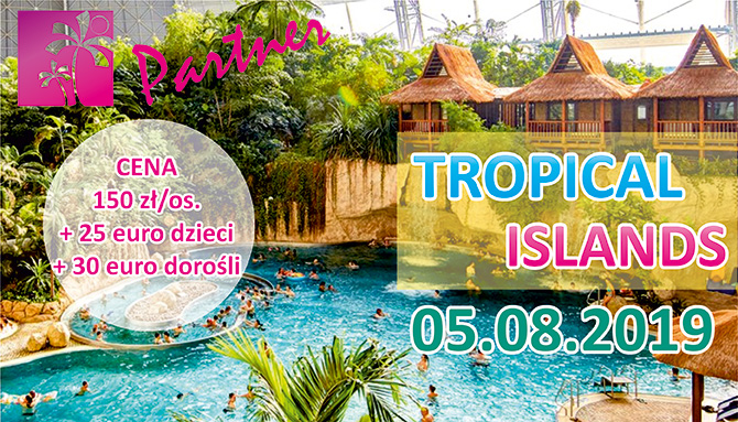 Wycieczka do Tropical Islands